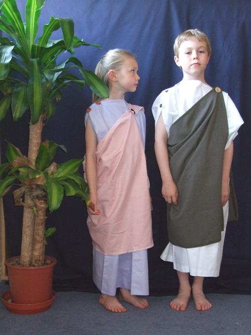 сшить платье в греческом стиле