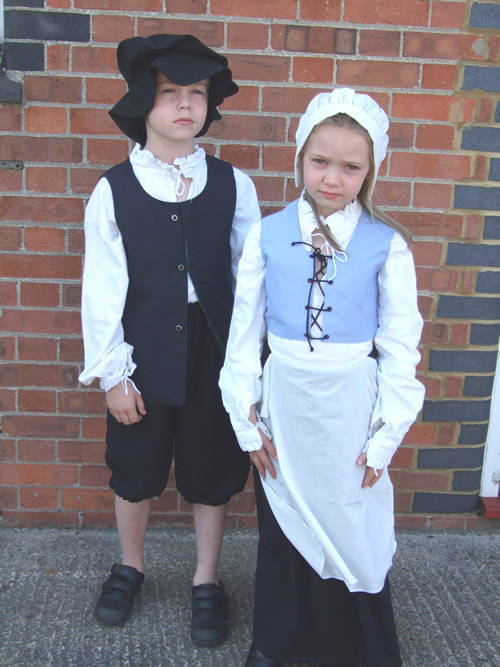 Children Tudor Clothes
